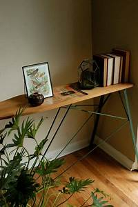 Turn A Vintage Ironing Board Into A Stunningly Useful Table