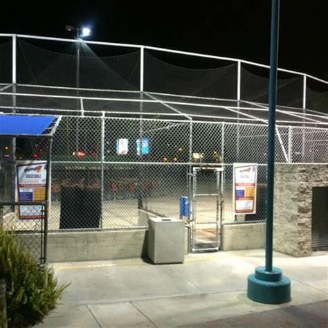 Boomers vista was an intro job and purely an intro job. Batting Cages under the Lights - Picture of Boomers Vista ...