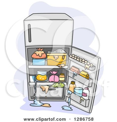 collection    dirty clipart refrigerator amusement