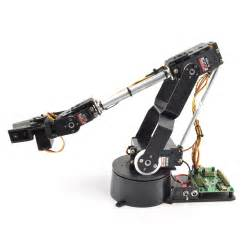 Degrees of Freedom Robotic Arm