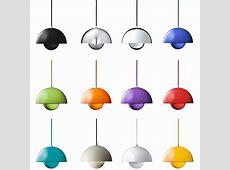&tradition Flowerpot VP1 suspension lamp Verner Panton