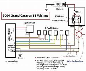 2007 Dodge Grand Caravan Wiring Diagram