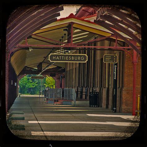 Hattiesburg train depot | Flickr - Photo Sharing!
