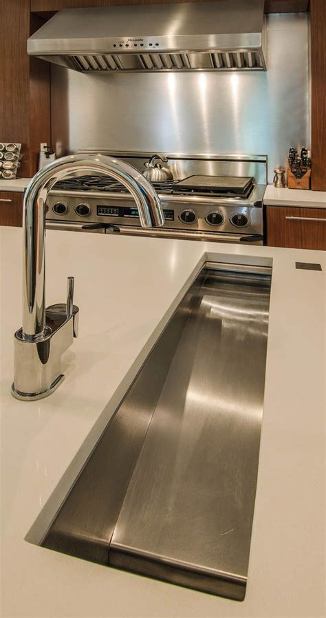 prep sinks for kitchen islands 17 best ideas about trough sink on farmhouse 7575