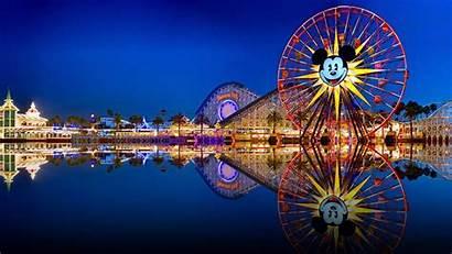 Disneyland California Land Coaster Roller Adventure Ferris