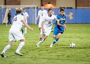 Men's soccer rolls over Huskies, scores first shutout of ...
