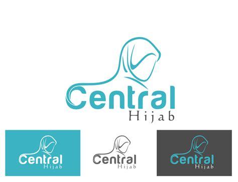 galeri design logo  toko retail hijab modern