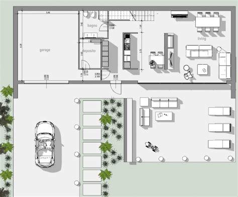 Pianta Casa Unifamiliare progetto casa unifamiliare la guida tecnica bibllus bim