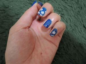 Clear Nail Designs With Flowers Nail Designs Top 10 Easy Pretty Designs For Short