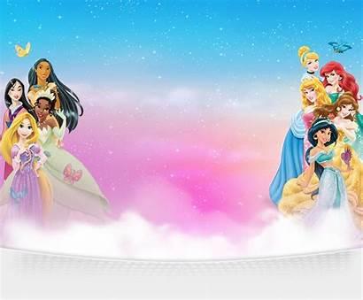 Princess Disney Backgrounds Birthday Tarpaulin Definition Wallpapers
