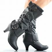 High Heels Boots For K...