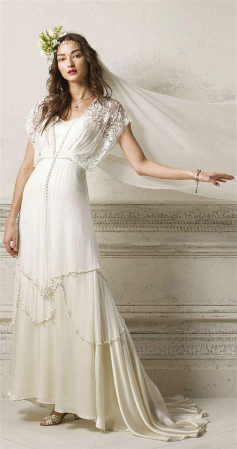 Gatsby Inspired Wedding Dresses Luxury Brides
