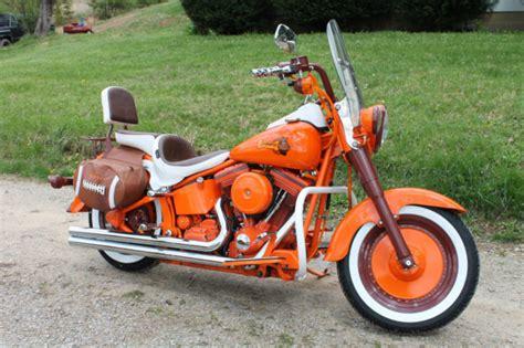 Harley Davidson Cleveland custom built quot cleveland browns quot theme harley davidson