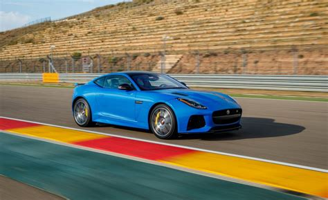 2017 Jaguar F Type Svr First Drive Review Car And Driver