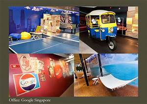 Design Inspiration: Google Singapore office Home & Decor