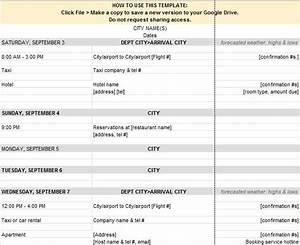 blank trip itinerary template - flight plan template