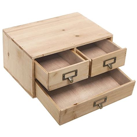 wood kitchen drawer organizer small country rustic wood office storage cabinet jewelry 1589