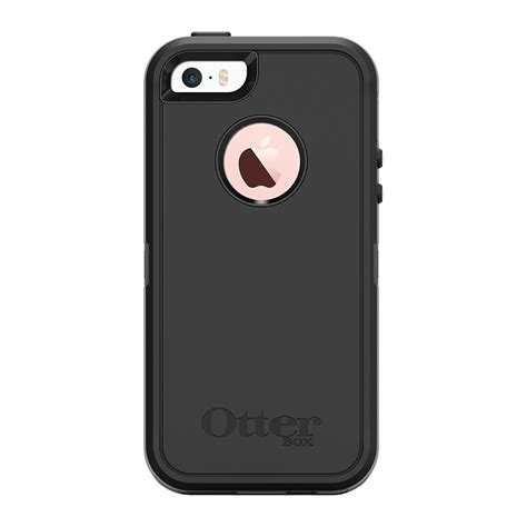 phone cases for iphone 5s otterbox defender series for iphone 5 5s se black 2434