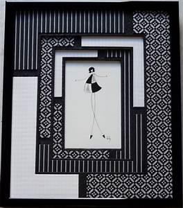 Passe Partout Encadrement : encadrer ou ne pas encadrer une oeuvre d 39 art le blog d ~ Melissatoandfro.com Idées de Décoration