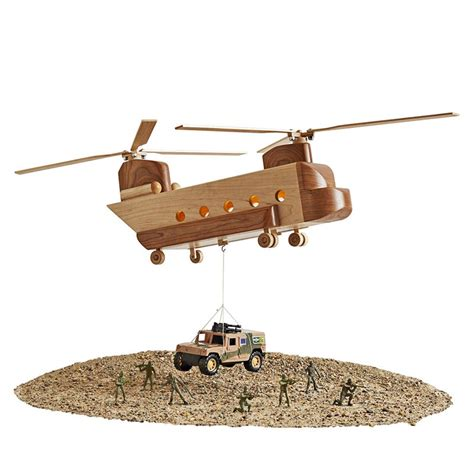 mil spec ch  chinook helicopter woodworking plan