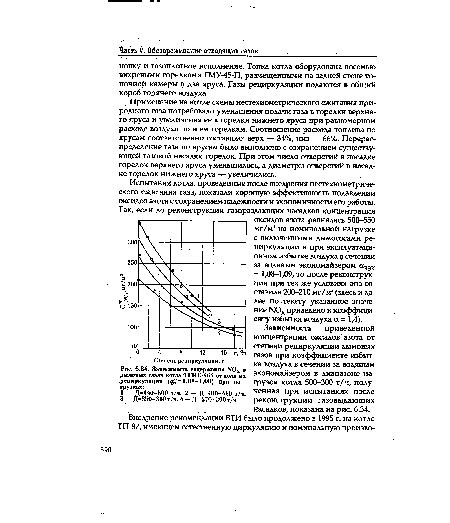 рециркуляция дымовых газов РусскийАнглийский Словарь