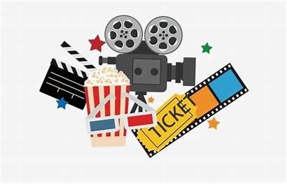 Cinema Creative Popcorn Clipart Nocreasnada Film Backdrops