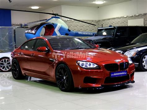Gambar Mobil Bmw M6 Gran Coupe by Used Bmw M6 Gran Coupe 4 4t 2014 801803 Yallamotor