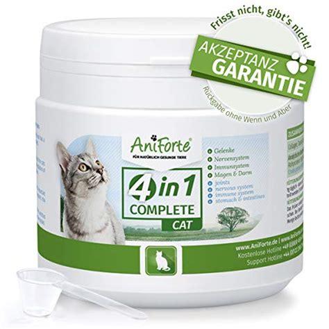 beiner vitaly cat multivitamin pulver fuer katzen