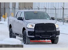 2019 Ford Ranger Spy Shots Show Chevy Colorado Rival GM