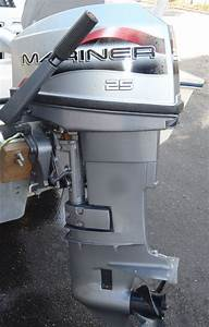 Mercury 25 Hp Outboard Motor Manual