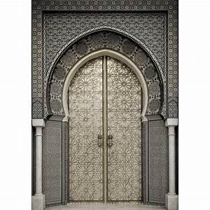 Décoration Murale Orientale : d coration de t te de lit style orientale d co salon marocain ~ Teatrodelosmanantiales.com Idées de Décoration
