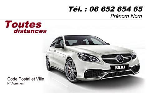 modele carte de visite taxi carte de visite taxi vsl exemple gratuit 224 personnaliser