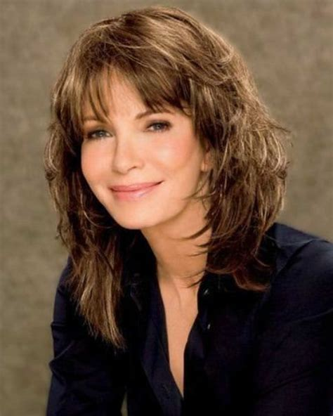 the 25 best feathered hairstyles ideas framed haircut bangs