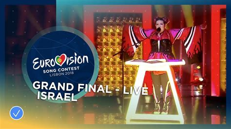 eurovision israel netta barzilai toy