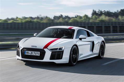 audi r8 rear wheel drive audi r8 v10 rws special edition revealed