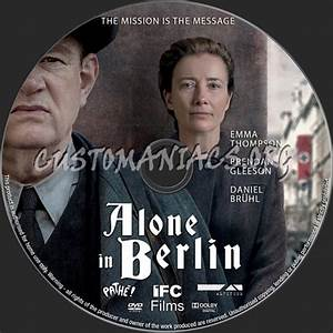 Alone In Berlin dvd label - DVD Covers & Labels by ...