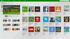 Windows 81 update to feature new windows store design for Microsofts windows 8 to feature a mac style app store