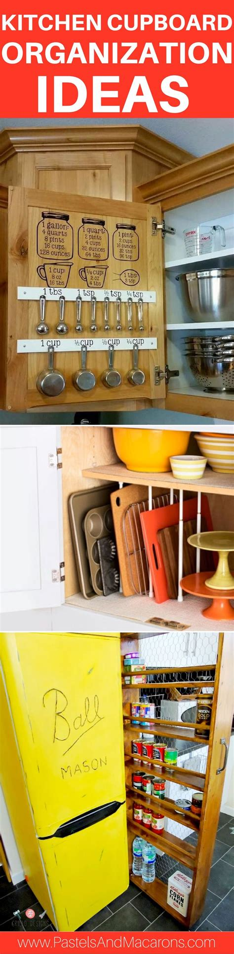 Cupboard Organization by 25 Best Ideas About Organize Small Pantry On