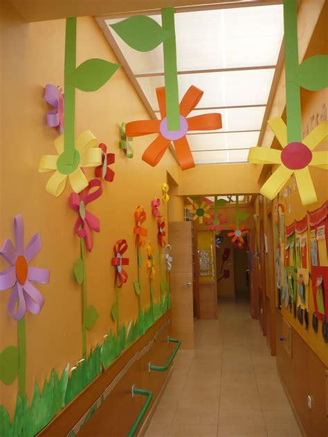 primavera aula infantil buscar  google decoracion