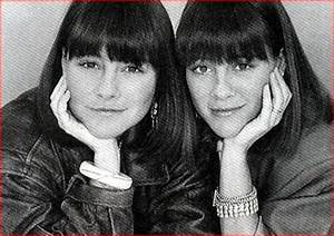 Liz and Jean Sagal | Seeing Double | Pinterest | Discover ...