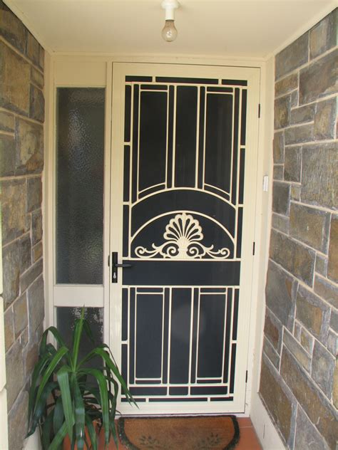 residential exterior security doors residential security