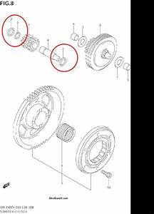 Z400 Stator And Flywheel Bolt Replacement