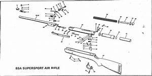 Crosman 760 Pumpmaster Parts Diagram