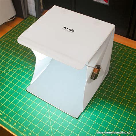 light mini in the box review foldio portable mini photo studio the zen of making