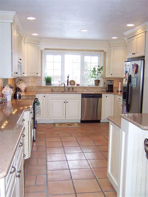white kitchen saltillo tile google search spanish tile