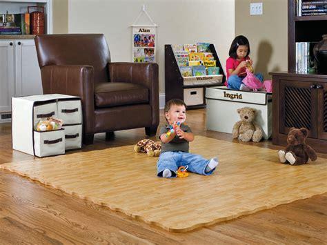 Kids Room Flooring Design Ideas-gohaus