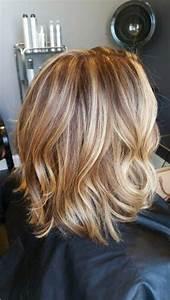 25 New Medium Balayage Shoulder Length Hair Styles 2017