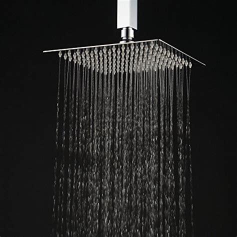 ceiling shower head amazoncom