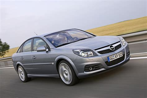2007 Opel Vectra Picture 143313 Car Review Top Speed
