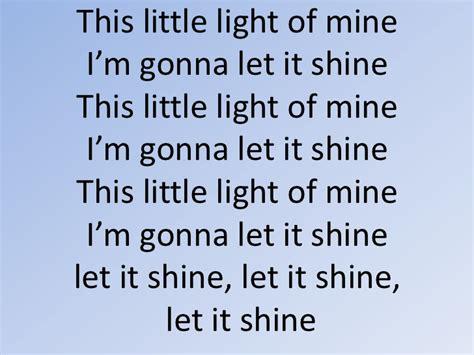this light of mine lyrics this light of mine